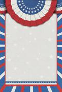 4th of July Card Backgrounds - stock illustration