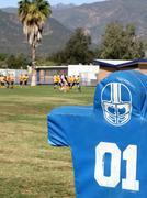 Football Dummy Stock Photos