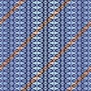 Unusual decent pattern for festive occasions - stock illustration