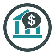 Stock Illustration of Bank Transfer icon