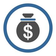 Stock Illustration of Capital icon