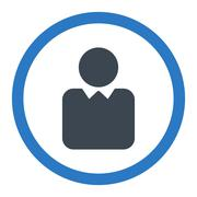 Stock Illustration of Client icon