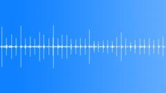 Running in flip flops loop - sound effect