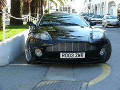 Aston Martin Kuvituskuvat