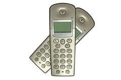 Cordless phone Stock Photos