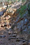 Trail Steps Kuvituskuvat