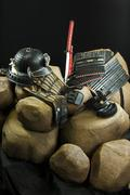 Samurai Gear - stock photo