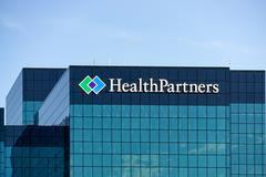 HealthPartners Headquarters Building - stock photo