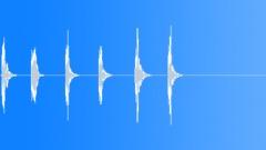 Laser, blast, echo, stereo - sound effect