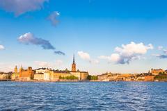 Gamla stan, Stockholm, Sweden, Scandinavia, Europe. - stock photo