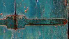 Beauty colors of Rust Stock Photos