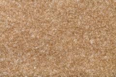 background from brown fleece felt fabric - stock photo