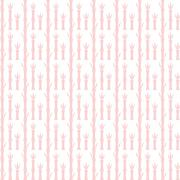 Seamless Bamboo Pattern - stock illustration