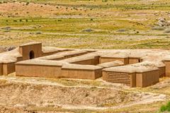 Stock Photo of Persepolis Treasury