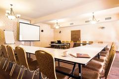Boardroom for business meetings Stock Photos