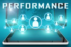 Performance - stock illustration