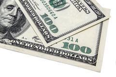 100 USD - stock photo