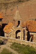 The chappel of  David Gareja monastery, Georgia - stock photo