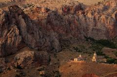 Noravank Monastery, Armenia - stock photo