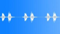 Bird,starling 64 - sound effect