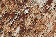 Rusted metal and flaky paint Stock Photos
