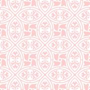 Stock Illustration of seamless floral patten