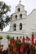 San Diego Mission Stock Photos