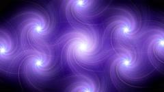 Stock Video Footage of twirl flare pattern purple