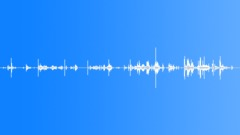 Debris Scoop Foley Sound Effect