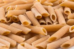 Wholegrain Penne Pasta - stock photo