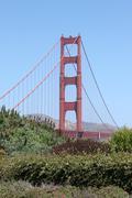 San Francisco Golden Gate - stock photo