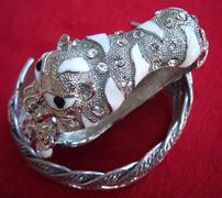 Bracelet tiger shape Stock Photos