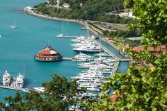 St Thomas in the US Virgin Islands Kuvituskuvat