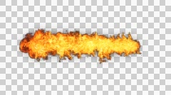 Fire Revealers Style_06 - stock footage