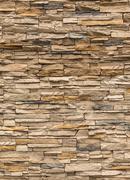 Brown Old Bricks Wall Stock Photos
