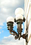 lighting fixture - stock photo