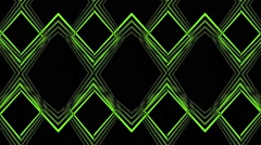 VJ Loop A Classic Geometric  Seamless Visual Background a lot of versions - stock footage