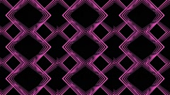 VJ Loop A Classic Geometric  Seamless Visual Background a lot of versions Stock Footage