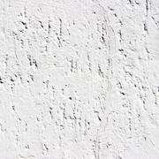 Stucco white wall background or texture Stock Photos