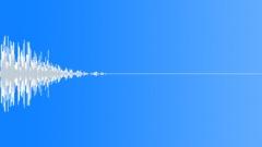 Big Single Foot Step For Platform Games Efx - sound effect