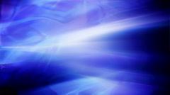 Shafts of blue plasma light shimmer and shine - Light FX2102 HD, 4K Stock Footage