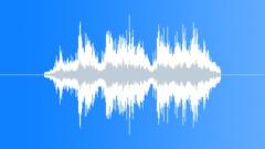 Shopping Cart Rattle - sound effect