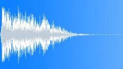 Laser Impact 01 - sound effect