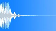 Laser Impact 02 - sound effect