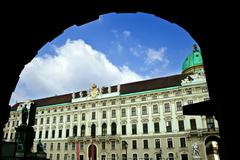 Imperial Palace, Vienna - stock photo