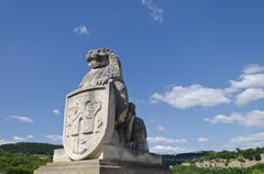 Veliko Tarnovo, the historical capital of Bulgaria Stock Photos