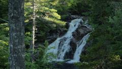 Wideshot of Mary Ann Waterfalls - stock footage