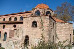 Hagia Sophia Museum in Iznik Stock Photos