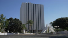 Compton Court House Stock Footage