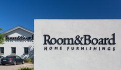 Room & Board Store Exterior - stock photo